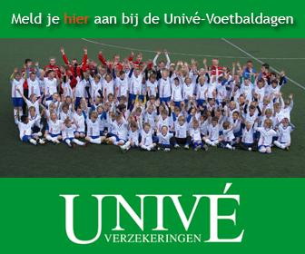 Aanmelden Unive Voetbaldagen 2015