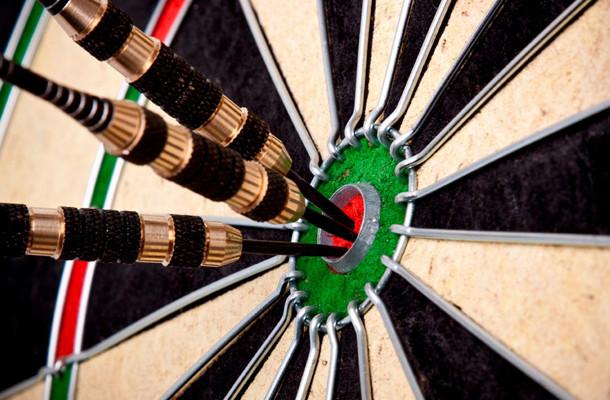 19 november vanaf 16.00 darten (ook voor de B en A junioren)