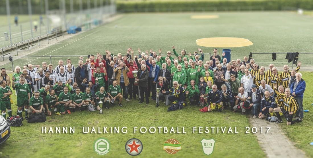 Foto's Walking Voetbal online